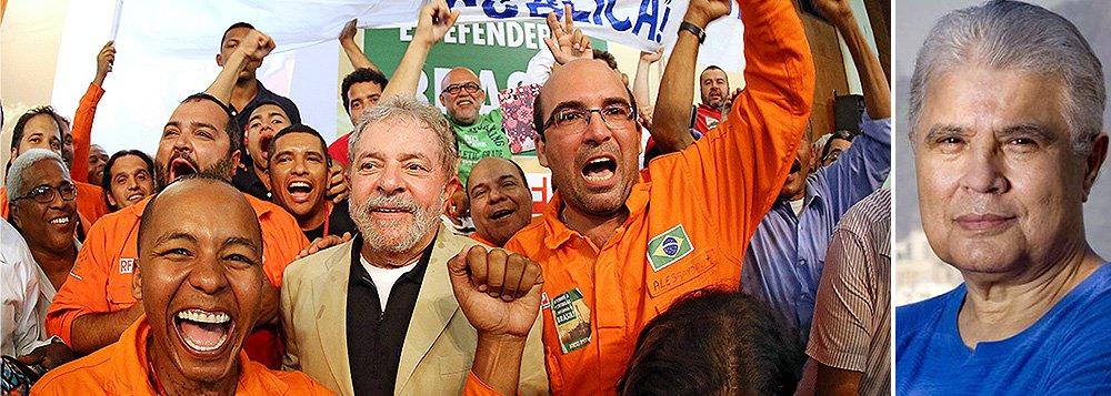 Lula 2018 assusta Globo, que ataca com Noblat