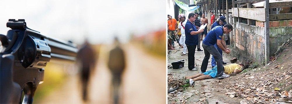 Apesar de o governo de Alagoas ter divulgado redução no número de assassinatos nos meses de junho, julho e agosto, os dados de janeiro a julho contradizem esse argumento; a quantidade de mortes violentas é a maior desde 2012