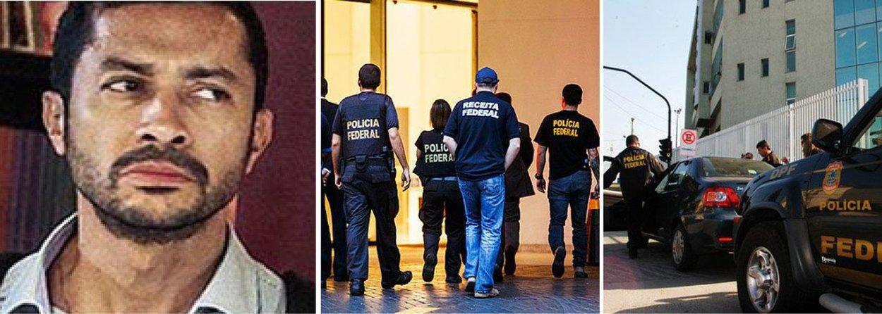 """Apontado por delatores da Lava Jato como 'operador' do PMDB na Petrobras, lobista Fernando Soares, conhecido como Fernando Baiano, se entregou nesta tarde na Superintendência da Polícia Federal em Curitiba; ele estava foragido desde sexta-feira, quando foi deflagrada a sétima etapa da operação; seu advogado havia dito que Fernando Baiano não se entregaria e definiu o mandado de prisão como """"absolutamente ilegal""""; lobista também fazia contatos no esquema para a construtora Andrade Gutierrez, que não foi alvo de prisões até agora"""