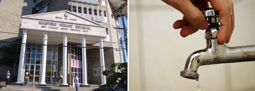 O Ministério Público do Estado de Alagoas (MPE/AL) investiga uma denúncia anônima sobre uma contaminação por nitrato em poço de água que abastece a um condomínio em Maceió; o Instituto do Meio Ambiente (IMA) será requisitado para periciar existência de dano ambiental e fazer o exame da qualidade da água; aSecretaria de Estado do Meio Ambiente e dos Recursos Hídricos (Semarh)também será convocadafiscalizar a adequação dos empreendimentos em relação ao atendimento das normas de recursos hídricos
