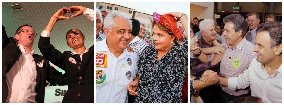 Primeira pesquisa do Instituto Sensus, divulgada pela revista Istoé, depois da entrada de Marina Silva na disputa mostrou que, mesmo com a candidata atraindo votos de indecisos e dos que querem mudanças, eleição não está definida, já que 44,4% dos eleitores ainda podem mudar de voto; Marina tem 29,5% no primeiro turno, empatada com a presidente Dilma Rousseff (PT), que tem 29,8%; em um eventual segundo turno, ela venceria a petista por 47,6% a 32,8%; Aécio Neves tem 15,2%