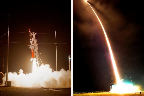 Lançamento do primeiro foguete brasileiro com motor a propelente líquido foi feito na noite desta segunda-feira 1º no Centro de Lançamento de Alcântara, no Maranhão. Todos os requisitos técnicos de sucesso da missão foram atingidos, segundo o Instituto de Aeronáutica e Espaço (IAE), do Departamento de Ciência e Tecnologia Aeroespacial, coordenador da operação