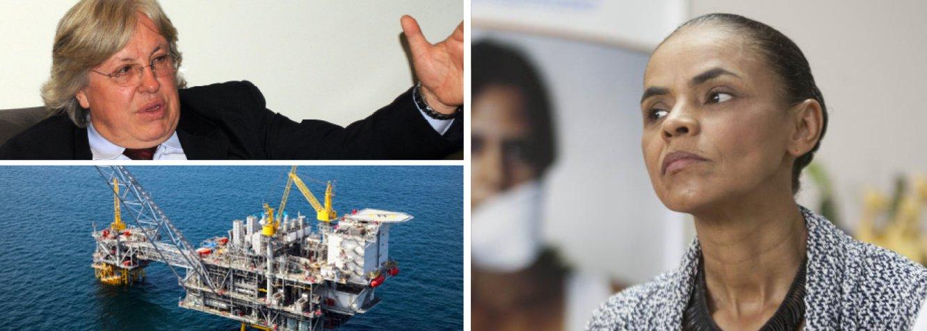 """Ato da campanha da presidenciável do PSB, Marina Silva, no Rio de Janeiro, nesta quinta-feira, 11, deve contar com a participação e discurso do ex-diretor de Gás e Energia da Petrobras Ildo Sauer; reforço técnico é uma das medidas da campanha socialista para tentar fazer as pazes com o setor petroleiro, depois que Marina disse que o petróleo é um """"mal necessário""""; agenda de Marina acontece apenas um diadepois da divulgação do Plano Decenalde Energia pela Empresa de Pesquisa Energética (EPE), que indica que a produção de petróleo do Brasil atingirá cerca de 5 milhões de barris por dia até 2023; dois terços deste total deverão ser extraídos do pré-sal"""