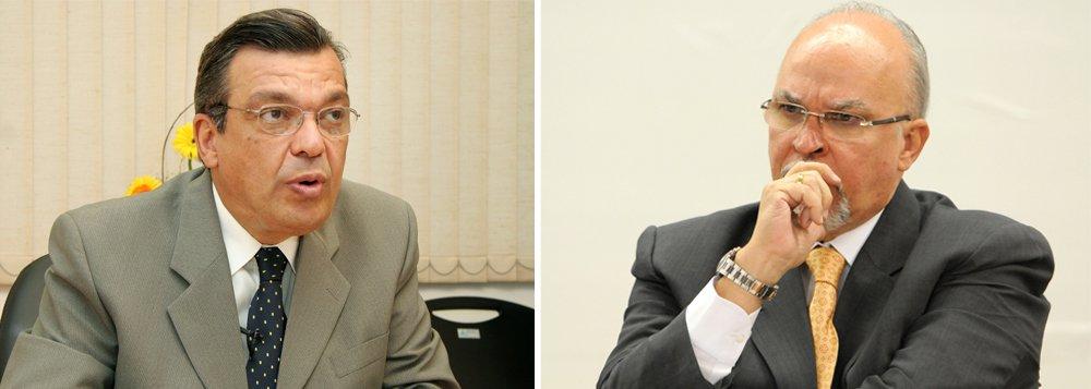 """Conhecido por sua língua áspera, o deputado Targino Machado (DEM) escreveu artigo para se expressar sobre a nova fase da Operação Lava Jato, que, agora, investiga 54 políticos em esquema de propina na Petrobras, e pediu a saída do ex-ministro Mario Negromonte do Tribunal de Contas dos Municípios, lembrando que foi o único deputado """"a se pronunciar contrário"""" à indicação do progressista para o órgão; """"Fui voto vencido. Nomearam raposa para tomar conta de galinheiro""""; Targino chama Negromonte de """"bandido"""" e o acusa de """"achacar prefeitos para vender pareceres favoráveis à aprovação das suas contas"""""""