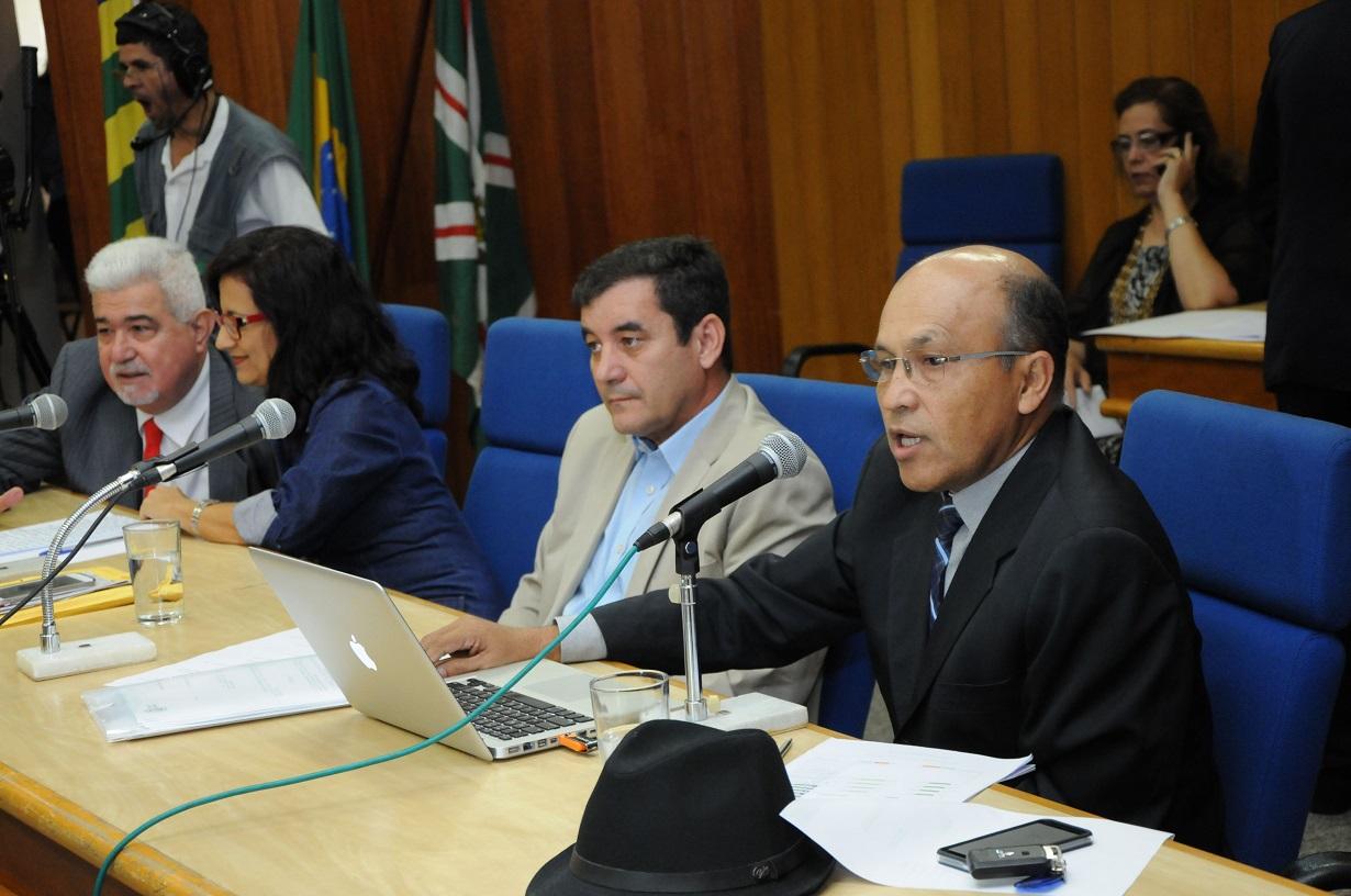 Na Foto:Audiencia na camara municipal sobre IPTU Materia:Camara  Edição:Politica Fotos:Fabio Lima 17.11.2014