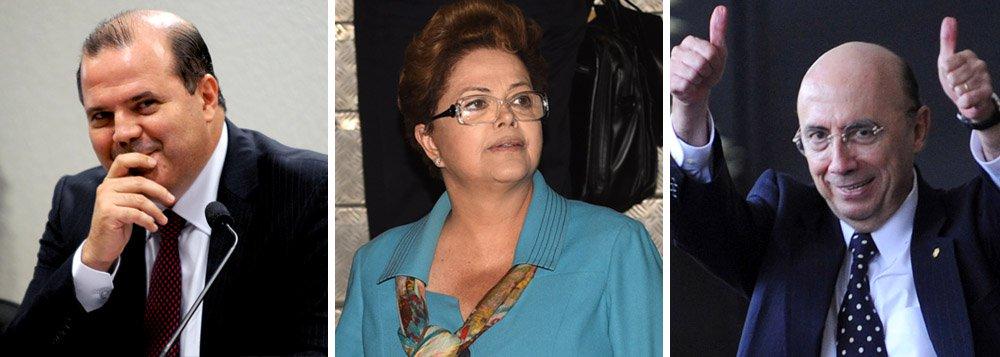"""Preferência por promoção de atual chefe do BC foi demonstrada na Austrália; presidente Dilma Rousseff fez questão de caminhar ao lado de Alexandre Tombini e o trouxe de volta no avião oficial; fator gradualismo na política econômica estaria contemplado; na presidência do BC, a surpresa pode ser a recondução, após quatro anos, de Henrique Meirelles; um técnico político que já demonstrou saber o que faz naquela posição; """"essa equaçãoque ainda não foi cogitada pela mídia e o mercado vem sendo examinada pela presidente"""", escreve a jornalista Tereza Cruvinel, colunista de 247; """"Dilma se sentiria mais confortável com essa fórmula"""""""