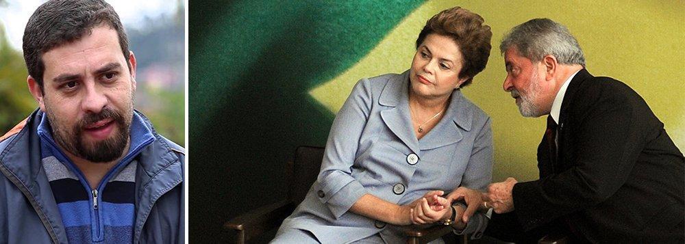 """Para o filósofo Guilherme Boulos, o governo federal e o PT estão subestimando a insatisfação popular com a gestão Dilma Rousseff, que registrou aprovação de apenas 12% segundo pesquisa Ibope divulgada na semana passada: """"Dilma preferiu cortar do lado de cá. Manter a governabilidade na banca significa o risco de perdê-la nas ruas"""", diz; segundo ele, 'o lulismo, como modelo de conciliação, não funciona mais': """"Não dá mais para haver avanço popular sem reformas estruturais. Qualquer governo que não se disponha a colocar isso estará refém de um caminho pela direita, conservador"""""""