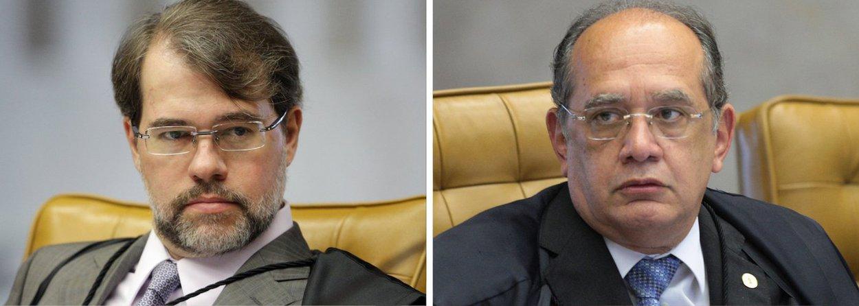 """""""Gilmar é Gilmar, um juiz que se guia por intensa raiva do PT, mas Toffoli parece ser de outra natureza"""", diz o jornalista Paulo Nogueira, que não consegue """"ver sentido"""" na tese de que os dois ministros teriam se aliado para derrubar a presidente Dilma no tapetão; para ele, """"não parece haver clima para golpe jurídico de nenhuma natureza"""""""