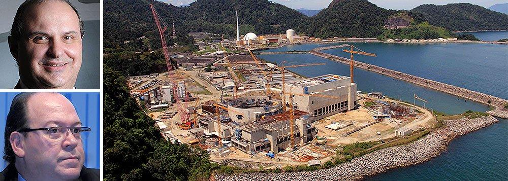 Além de Belo Monte, Dalton Avancini, presidente da construtora, e Eduardo Leite, vice-presidente da empresa, devem citar fraudes nos contratos da usina nuclear Angra 3; com obras atrasada, o projeto prevê a produção de energia suficiente para abastecer as cidades de Brasília e Belo Horizonte; orçado em R$ 10 bilhões, já ultrapassou os R$ 14,8 bilhões, graças a aditivos