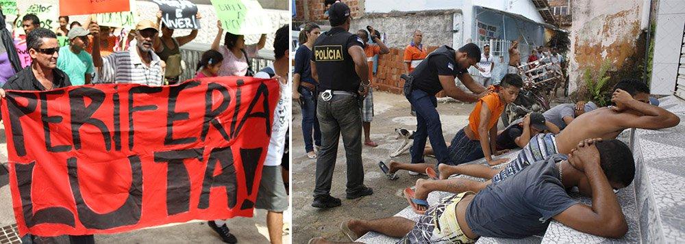 Segundo dados do Mapa da Violência de 2014, a principal vítima é a juventude pobre e de baixa escolaridade; os homicídios de pessoas na faixa entre 15 e 29 anos de idade custaram ao Brasil cerca de R$ 88 bilhões em perdas no ano passado, ou 1,6% do Produto Interno Bruto (PIB), mais que os R$ 82 bilhões estimados em 2013, conforme cálculo do Instituto de Pesquisa Econômica Aplicada (Ipea)