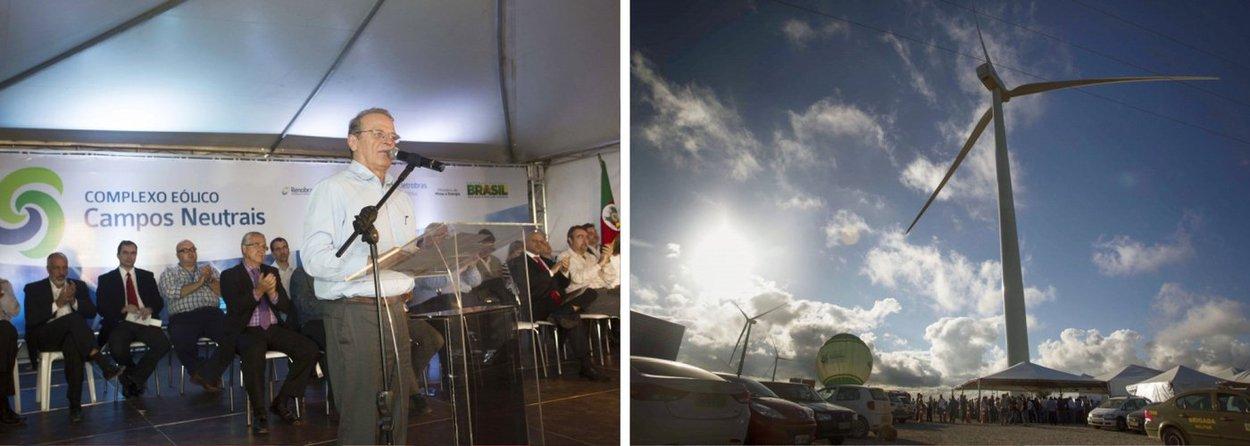 Leilão realizado garantiu para o Rio Grande do Sul investimentos da ordem de R$ 3,27 bilhões em Energia Eólica; a Eletrosul arrematou o principal lote do leilão de transmissão 004/2014 da Agência Nacional de Energia Elétrica (Aneel), realizado na sede da BM&FBovespa, em São Paulo; os empreendimentos do lote A compreendem 2,1 mil km de linhas de transmissão, oito subestações e ampliação de 13 unidades existentes