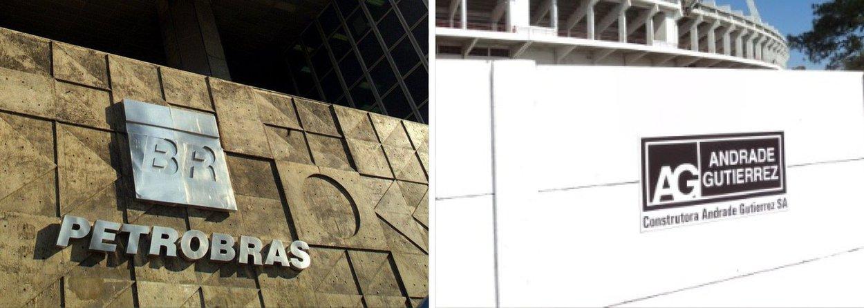 Investigações iniciadas pelo Ministério Público do Estado do Rio de Janeiro em 2010, com base em auditorias do TCU no período de 2008 a 2014, levaram a Promotoria de Justiça de Tutela Coletiva de Cidadania a ajuizar ação civil pública contra a Petrobras e a Construtora Andrade Gutierrez por improbidade administrativa; objeto da ação são quatro contratos para reforma do Centro de Pesquisas da Petrobras e construção do Centro Integrado de Processamento de Dados da estatal, na Ilha do Governador