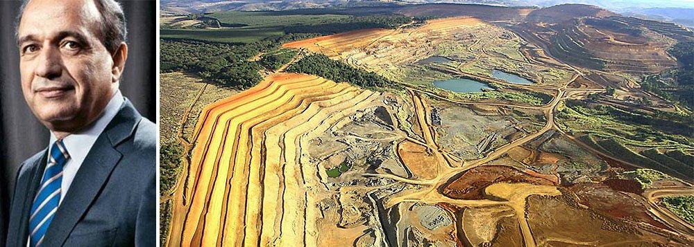 """Murilo Ferreira, à frente da mineradora desde 2011, admite viver o momento mais difícil de sua gestão; motivos são o cenário econômico e o preço do minério de ferro rompendo a barreira dos US$ 70 por tonelada, o mais baixo em cinco anos; para 2015, a empresa anunciará um orçamento inferior ao previsto; """"Nós temos que ser absolutamente obstinados em fazer mais por menos"""""""