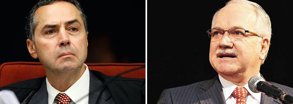"""Jornal GGN, do jornalista Luís Nassif, volta a 2013 para informar que """"outro indicado por Dilma à Suprema Corte poderia se enquadrar nessa dupla atividade, o que não foi motivo para impedir sua entrada ou de argumentações no Senado"""", como vem acontecendo com o jurista Luiz Edson Fachin; portal destaca que o """"movimento de obstrução"""" contra Fachinfez o jornal Folha de S. Paulo dedicar sua edição desta terça 12 """"quase exclusivamente ao tema"""""""