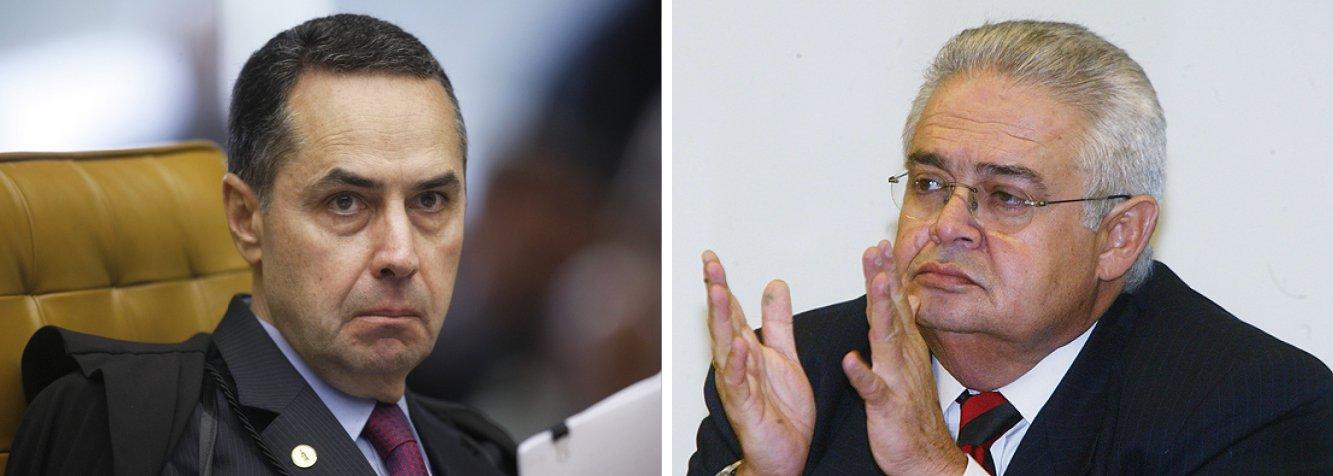 Ministro Luis Roberto Barroso, do Supremo, atendeu a um pedido do juiz federal Sérgio Moro, responsável pela Lava Jato, e autorizou a transferência do ex-deputado Pedro Corrêa (PP-PE), que atualmente está preso no interior de Pernambuco por condenação no chamado 'mensalão', para a carceragem da Polícia Federal em Curitiba; ele foi alvo hoje de um mandado de prisão pela 11ª fase da Operação Lava Jato