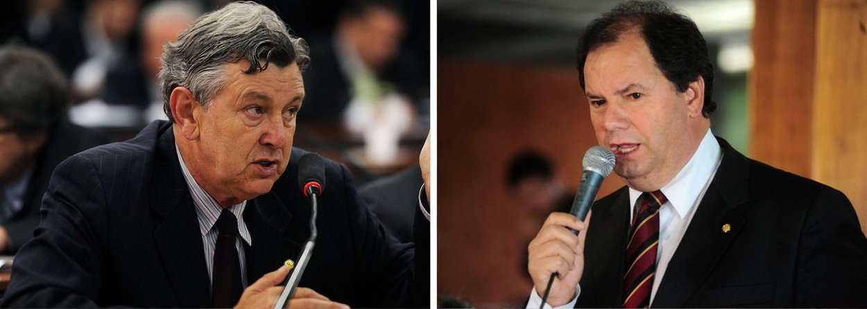 """O STF manteve a decisão de arquivar o inquérito contra os deputados federais Luiz Carlos Heinze (PP-RS) e Alceu Moreira (PMDB-RS), aberto em decorrência de uma queixa-crime de racismo, protocolada por duas ONGs indígenas; conforme vídeo divulgado em 2013, o progressista disse, em evento sobre demarcação de terras indígenas,que no governo Dilma """"estão aninhados quilombolas, índios, gays, lésbicas, tudo que não presta""""; o peemedebista afirmou que produtores rurais devem se proteger; """"Reúnam verdadeiras multidões e expulsem do jeito que for necessário""""; para o Supremo, as ONGs não têm competência legal para protocolar a queixa-crime"""