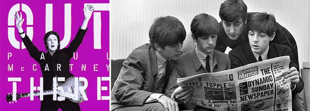 Ex-integrante da banda Paul McCartneyestá no Brasil com a turnê Out There para apresentações em Vitória, São Paulo, Rio de Janeiro e, pela primeira vez, na capital, Brasília
