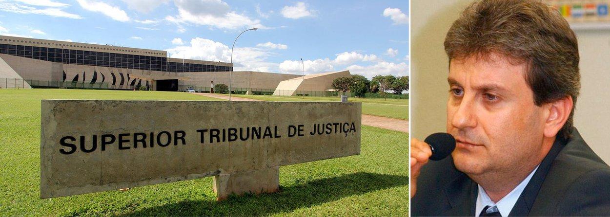 A Quinta Turma do Superior Tribunal de Justiça rejeitou nesta terça (25) a concessão de habeas corpus a João Procópio Junqueira, um dos investigados na Operação Lava Jato, da Polícia Federal; ele é acusado de gerenciar contas do doleiro Alberto Youssef no exterior