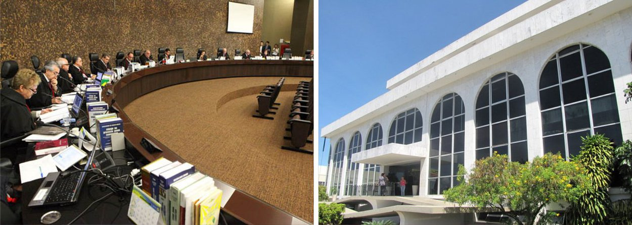 Sessões realizadas no Tribunal de Contas de Alagoas (TCE/AL) sem a presença do Ministério Público de Contas (MPC) serão julgadas pelo Pleno do Tribunal de Justiça nesta terça-feira (18); questão foi iniciada com um mandado de segurança impetrado pelo MP de Contas após os conselheiros se reunirem, em 2013, para decidir questões sem manifestação do MPC