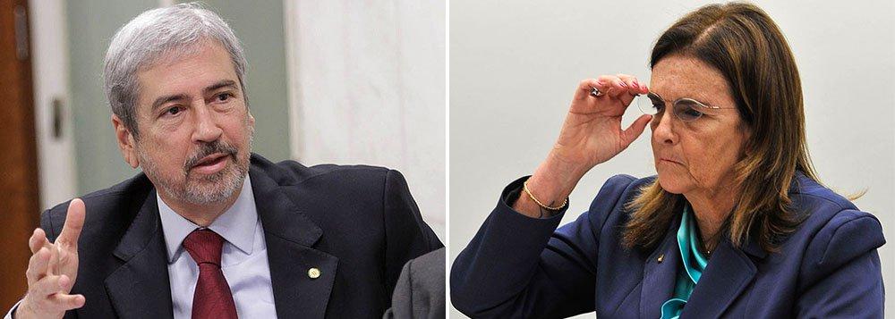 """Líder do PSDB na Câmara, Antônio Imbassahy rebateu justificativa da presidente da Petrobras, Graça Foster, para ter omitido em depoimento à CPI Mista da Petrobras que tinha conhecimento de indícios de pagamento de propina da empresa holandesa SBM a funcionários da estatal brasileira; """"É uma desculpa esfarrapada. A presidente da Petrobras não está presa nem firmou acordo de delação premiada, duas situações que a desobrigariam de falar. O sigilo da investigação não é uma autorização para mentir"""", retruca o tucano"""