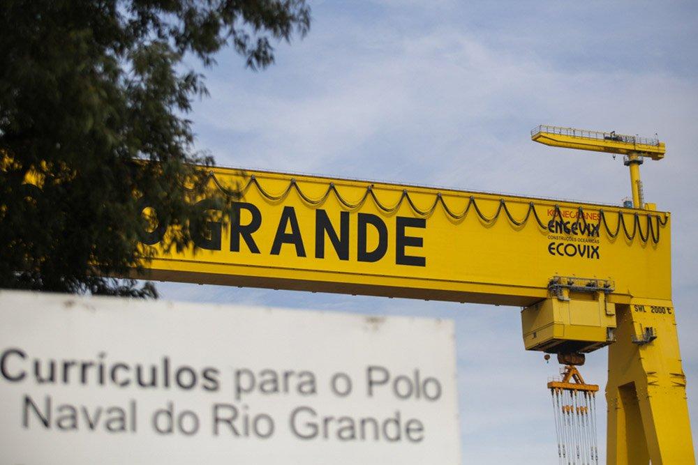 25/03/2015 - Rio Grande, RS, Brasil - Reportagens na cidade de Rio Grande. Foto: Guilherme Santos/Sul21