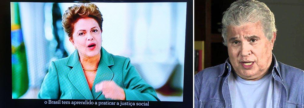 """Colunista Ricardo Noblat ironiza pronunciamento da presidente Dilma Rousseff e sustenta golpismo tucano: """"O segundo governo de Dilma deveria acabar no próximo dia 31 de dezembro de 2018. Pois bem: arrisca-se a acabar mais cedo"""""""