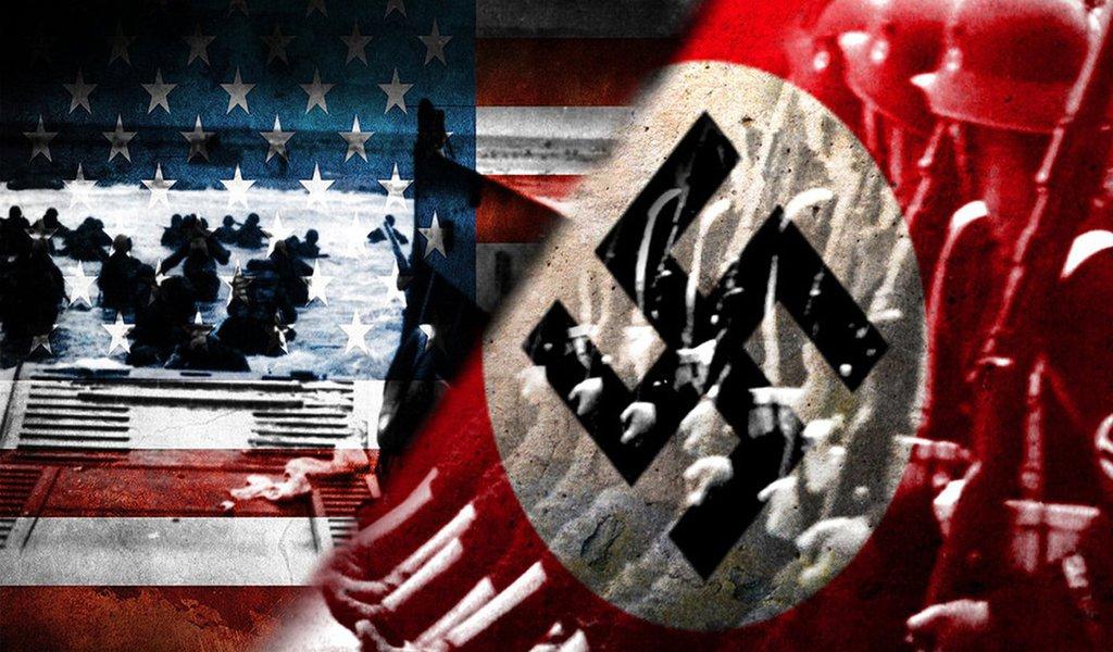 Documentos que há pouco deixaram de ser classificados provam que, durantea Guerra Fria, mais de mil antigos colaboradores do Terceiro Reich trabalharam para os serviços secretos norte-americanos