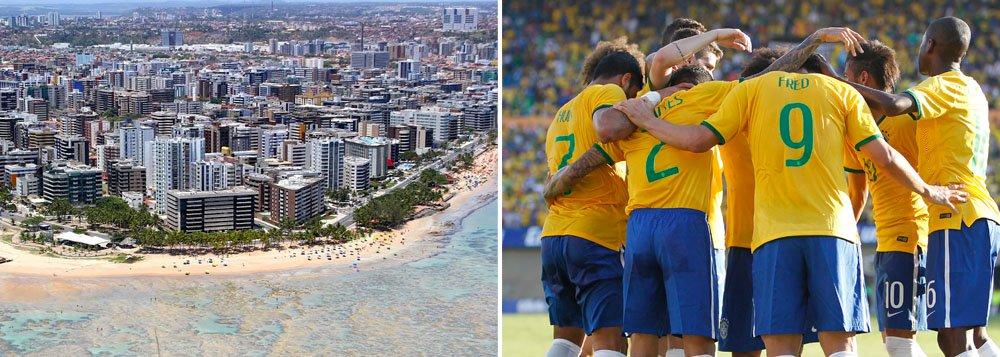 Durante a Copa do Mundo as repartições públicas do município de Maceió terão horário especial em dia de jogos da seleção brasileira; decreto leva em consideração tradição do evento