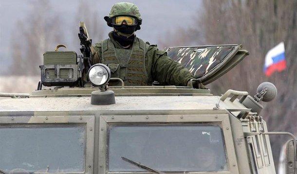 """""""Nós não vamos adivinhar a intenção da Rússia, mas podemos ver o que a Rússia está fazendo no terreno --e isso é motivo de grande preocupação. A Rússia reuniu cerca de 20.000 tropas prontas para o combate na fronteira leste da Ucrânia"""", disse a porta-voz da Otan Oana Lungescu em comunicado"""
