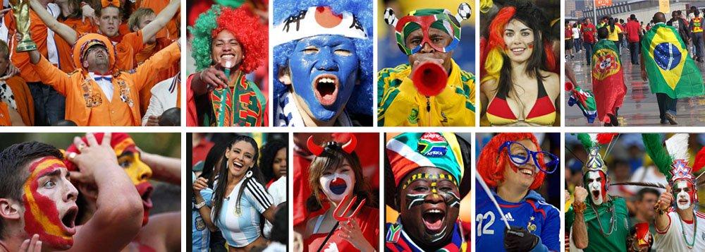 Os 600 mil turistas previstos para chegar no Brasil durante a Copa do Mundo deverão deixar no País R$ 6,7 bilhões, considerando que eles terão um gasto médio de R$ 5,5 mil durante a estada;a Argentina é o país que mais enviará torcedores: 200 mil; norte-americanos serão 125.465; dados de ocupação dos hotéis, recolhidos pela Associação Brasileira da Indústria de Hotéis (Abih), indicam que a média de ocupação das 12 cidades-sede durante a Copa é de 76,5%, com Fortaleza encabeçando a lista