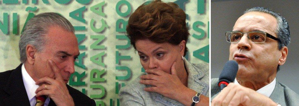 """A dois dias da convenção nacional do partido e após """"rebelião"""" pelo racha com o PT, o PMDB caminha para confirmar a reedição da chapa Dilma-Temer; o valor da conta, entretanto, subirá para a presidente; o partido quer garantias de que terá mais espaço nas decisões importantes de um eventual segundo governo Dilma; além disso, o PMDB quer comandar ministérios com mais """"apelo popular""""; Saúde, Educação e Cidades são os mais visados; o presidente da Câmara, Henrique Alves, deu o tom do partido: """"Em 2015 queremos um espaço mais justo, que enseje maior colaboração do PMDB e maior participação nas políticas públicas. As principais pastas estão nas mãos do PT e são elas também as principais vias para executar políticas públicas. Isso vai constar da discussão do novo governo"""", alertou"""