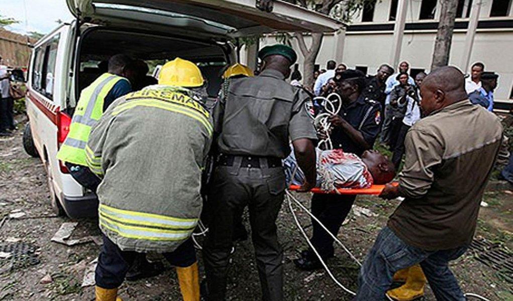 Em Maiduguri, capital do Estado de Borno e berço da rede terrorista Boko Haram, a dupla explosão ocorreu em um estabelecimento comercial lotado, localizado em uma área densamente povoada; o primeiro artefato atingiu principalmente clientes; já o segundo também vitimou pessoas que correram para socorrer os feridos