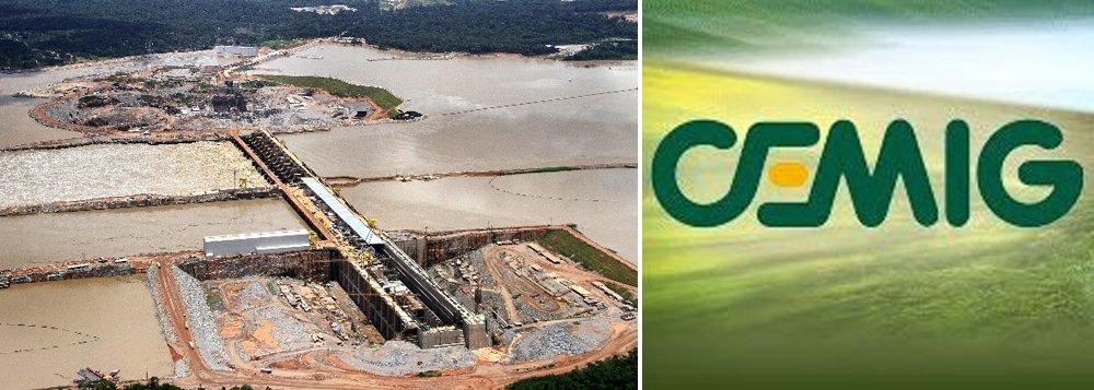 A Cemig aumentou sua fatia na Santo Antônio Energia após comprar, da Andrade Gutierrez, 83% da empresa que tem participação no empreendimento por R$ 835,4 milhões; a empresa deterá, até a data de conclusão da transação, 12,4% de participação na Madeira Energia, consórcio responsável pela construção da UHE Santo Antônio