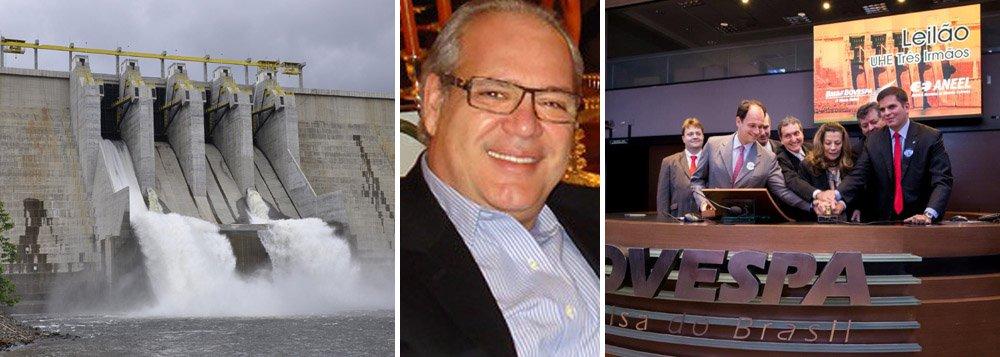 Suspeito de envolvimento com os esquemas do doleiro Alberto Youssef, empresário desfez sociedade com Furnas para ter o controle da usina hidrelétrica em São Paulo; uma das empresas de Ramos, a GPI, é citada no relatório da PF sobre a Operação Lava Jato como possível sócia de Youssef no laboratório Labogen; Furnas não comenta o episódio, mas havia pressões nos bastidores para se livrar de Ramos, que ficaria com 50,1% do negócio
