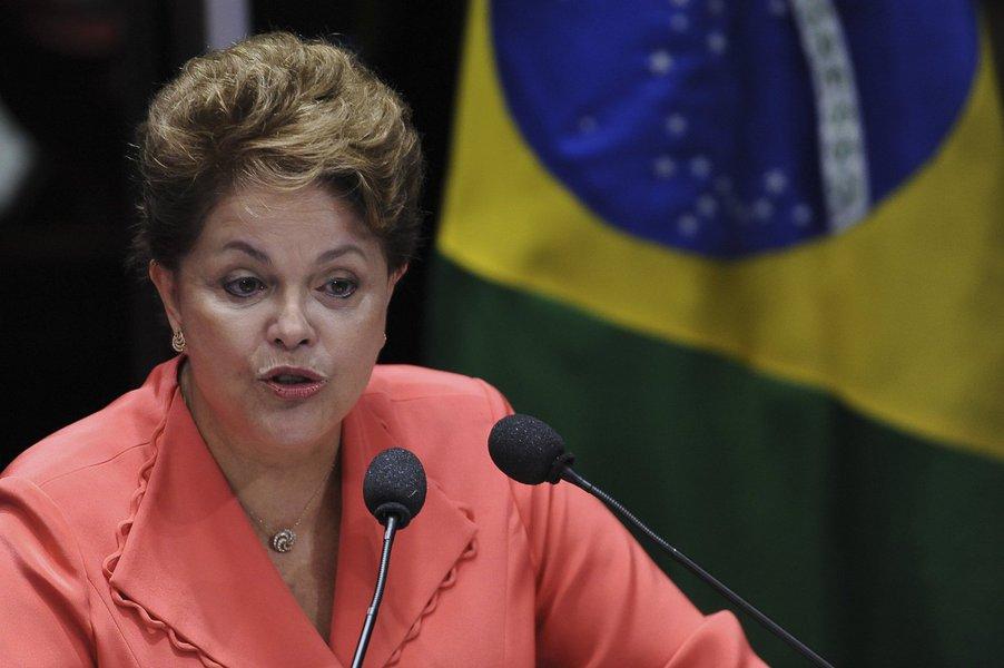 A Paraná Pesquisas diz que 57% dos curitibanos desaprovam a administração da presidenta Dilma Rousseff (PT); de acordo com o levantamento, 40% dos moradores da capital paranaense aprovam a gestão da petista 3% não sabem ou não opinaram