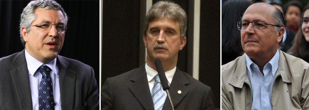 Deputado Milton Monti tem reunião marcada com Edson Aparecido, secretário da Casa Civil do governo tucano; no início de fevereiro, o empresário Maurílio Biagi, filiado à sigla, recusou ao ex-presidente Lula a vaga de vice na chapa petista de SP