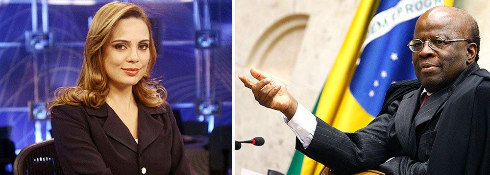 """Jornalista Kiko Nogueira sugere reconversão profissional para o magistrado: """"Deixando o STF, seu lugar pode ser numa bancada do SBT, alertando a nação sobre seja lá o que se passar por sua mente delirante, alimentado pela intolerância e a raiva eterna de tudo que não pode controlar. Uma Sheherazade um pouco mais fofa"""""""