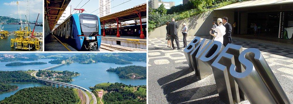 BNDESPar passará a deter 10,61 por cento do capital da companhia de logística após a operação; Odebrecht TransPort venceu em novembro a concessão pelo aeroporto de Galeão (RJ) e pela rodovia BR-163 no Mato Grosso
