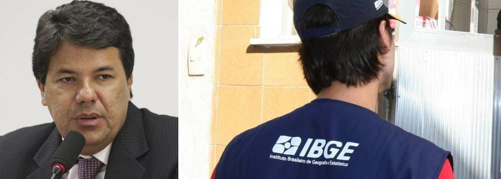 """Líder do partido na Câmara, Mendonça Filho (PE) pediu, na Comissão de Fiscalização e Controle, para ouvir a presidente do IBGE, Wasmália Bivar, e as ex-diretoras Marcia Quintslr e Denise Britz, acerca dos motivos que levaram as servidoras a entregarem seus cargos; ministra de Planejamento, Miriam Belchior também foi convocada; """"Existem indícios de que o governo quer transformar o instituto em agente de notícias eleitoreiras"""", disse deputado"""