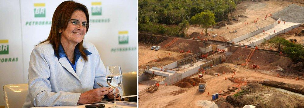 A refinaria Premium I que até então aparecia como projeto em avaliação, mudou de status e no novo Plano de Negócios e Gestão da Petrobras integra a carteira de processo em licitação; no anúncio foi feito pela presidente da Petrobras, Graça Foster, ela também adiantou que a possível parceria com estatal chinesa Petrochemical Corporation Sinopec para entrar como sócio do projeto de refino no Maranhão está em elevado nível de maturidade; a refinaria que será instalada em Bacabeira, a 60 km de São Luís, será a maior refinaria da Petrobras, com capacidade para processar 600 mil barris/dia de petróleo