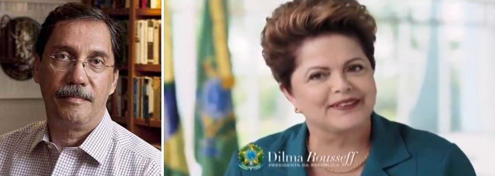 """Colunista do Globo Merval Pereira também não gostou da expressão """"guerra psicológica"""" usada pela presidente Dilma em seu pronunciamento; """"acusar seus críticos de guerra psicológica diante de fatos tão claros só demonstra teimosia e malícia, confirmando um dos traços de sua personalidade mais prejudiciais à boa governança, e colocando no tabuleiro um toque de distorção política que não constava de seu cardápio"""", diz ele"""