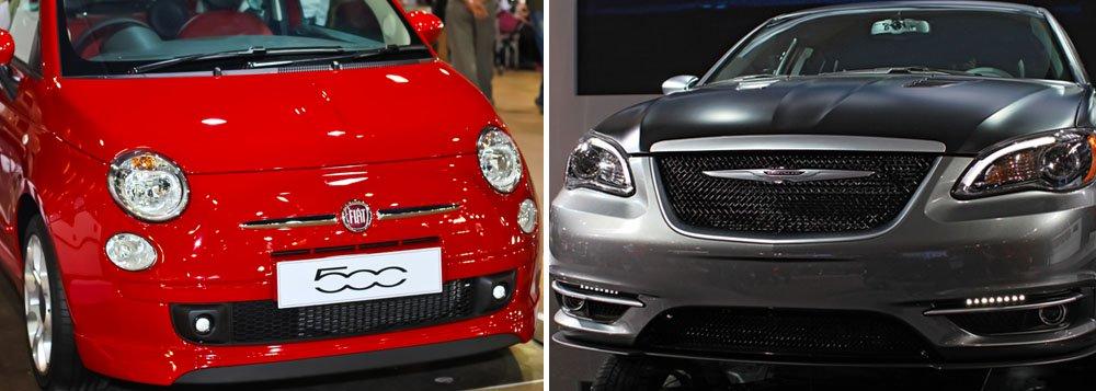 A montadora italiana Fiat disse nesta quarta-feira que assinou um acordo para comprar a fatia restante de 41,46% que ainda não possuía em sua unidade norte-americana Chrysler; agora, a montadora americana pertence integralmente aos italianos