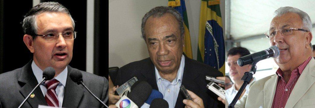 Pesquisa Padrão sobre a eleição para o Governo em 2014 divulgada neste fim de semana pelo Jornal da Cidade é muito positiva para o governador Jackson Barreto (PMDB); ele cresce de forma significativa em Aracaju e, de forma geral, no Estado - passando de 20,4% para 26,3%; enquanto o senador Eduardo Amorim apresenta mesma mudança numérica, mas de forma negativa, caindo quase seis pontos, de 22,4% para 16,8% - pré-candidato do PSC cai em Aracaju, na Grande Aracaju, também no Alto e Médio Sertão; João cai 5 pontos em Aracaju, mas se estabiliza no Estado, ainda na dianteira, com 15 pontos à frente de JB, que abriu 12 pontos de diferença sobre Amorim