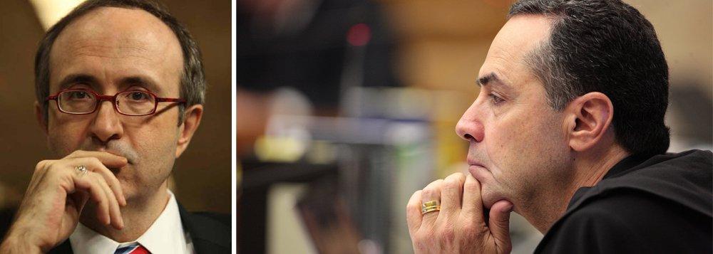 Blogueiro neoconservador afirma que, sem o dinheiro de grandes empresas, o sistema político migrará para a clandestinidade e para o caixa dois; ele também ataca o ministro Luís Roberto Barroso, do STF