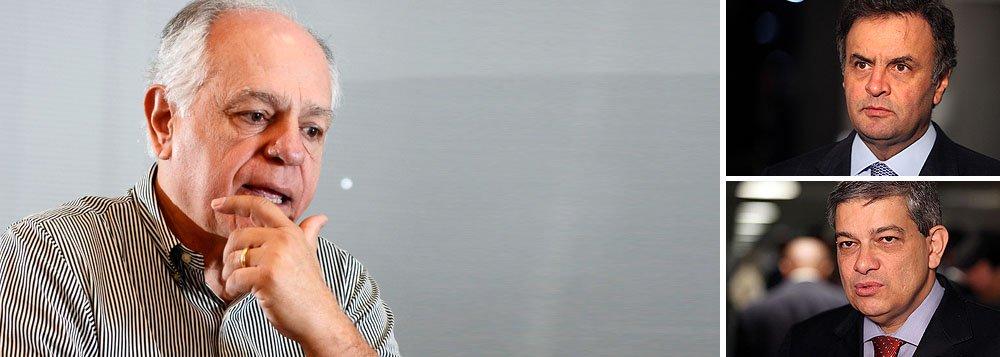 Nome escolhido por tucanos para a disputa pelo Palácio Tiradentes, Pimenta da Veiga está sob intenso ataque especulativo; boatos partem de todos os lados, inclusive do PSDB, admite partido; presidente nacional tucano, Aécio Neves, e presidente regional do partido, Marcus Pestana, virão a público em apoio ao advogado, de volta à política após 20 anos?