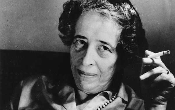 Filósofa Hannah Arendt