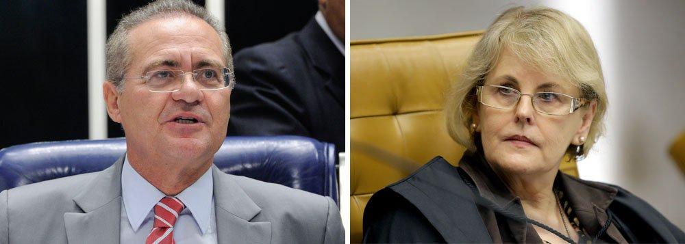 Ministra Rosa Weber pediu para que o presidente da Casa, Renan Calheiros (PMDB-AL), dê mais informações sobre os dois mandados de segurança em que oposição e governo tentam fazer valer suas versões da comissão parlamentar de inquérito destinada a investigar a Petrobras