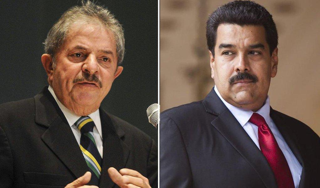 """Em carta enviada ao presidente da Venezuela no último dia 5, por um ano da morte do antecessor e padrinho político, Hugo Chávez, o ex-presidente Lula lembrou onda de violência que toma o país e disse que é necessário o """"diálogo com todos os democratas que querem o melhor para o povo""""; segundo o petista, """"só assim a Venezuela realizará o sonho de uma sociedade justa, fraterna e igualitária"""""""