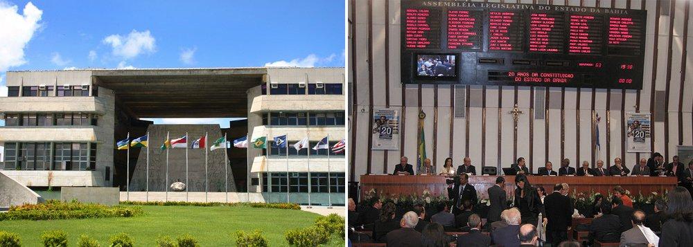 O orçamento do governo do Estado destinado ao custeio da Assembleia Legislativa da Bahia (AL-BA) serámaior no ano que vem, em comparação com o valor destinado na Lei Orçamentária Anual (LOA) de 2013. Segundo texto enviado pelo Executivo, os valores destinados passarão de R$ 375,6 milhões para R$ 444 milhões.