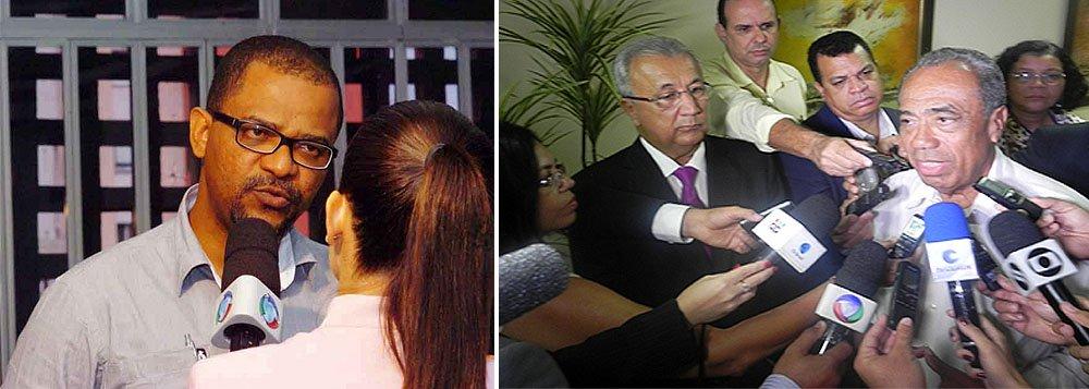 """Novo secretário estadual dos Direitos Humanos, o professor Antônio Bittencourt (PC do B), afirma que caberá ao governador Jackson Barreto (PMDB) decidir sobre """"a admissão ou não do DEM"""" ao bloco de partidos governistas; """"Jackson tem legitimidade, autoridade e discernimento político"""" para tal decisão; no entanto, ele frisa que o PC do B estará trabalhando internamente para """"convencê-lo de que se trata de uma aliança desinteressante e desnecessária"""""""